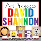David Shannon Art Projects