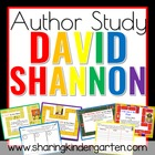 David Shannon Author Study