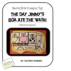 Day Jimmy&#039;s Boa Ate the Wash Activities and Printables