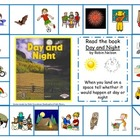 Day and Night Game Board