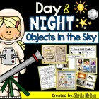Day and Night / Objects in the Sky {Real pictures to sort