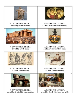 Day in the Life of an Ancient Greek