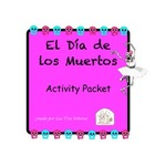 Day of the Dead Activity Packet/ El Dia de los Muertos