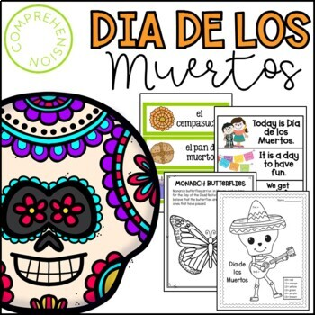 Day of the Dead Craftivities (Dia de los Muertos)