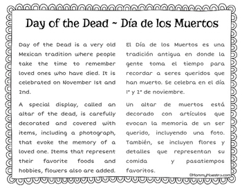 Day of the Dead Minibook