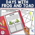Days with Frog and Toad Guided Reading Unit by Arnold Lobel