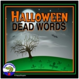 Dead Words and Dead Verbs Handout
