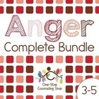 Dealing With Anger Counseling Activity Pack