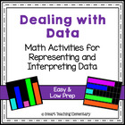 Dealing with Data: Low Prep Math Centers
