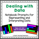 Dealing with Data: Notebook Prompts