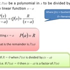Dealing with Polynomial Equations