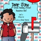 Dear Juno Reading Street Second Grade Story 3.2 Common Cor