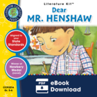 Dear Mr. Henshaw Gr. 5-6