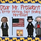 Dear Mr. President