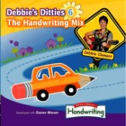Debbie&#039;s Ditties 6: The Handwriting Mix (CD:12 Songs to Su