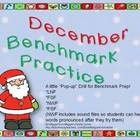 December Benchmark Practice Powerpoint (LNF, FSF, PSF, NWF)