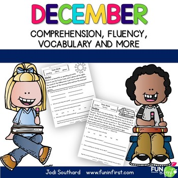 December Fluency Packet