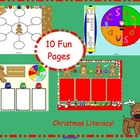 December Literacy Fun- SMARTbaord