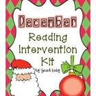 December Reading Intervention Kit
