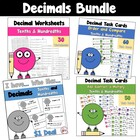 Decimal Centers up to the Thousandths Place