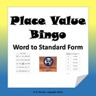 Decimal Place Value Bingo Pre-Made (30 boards!)
