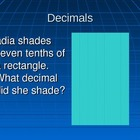 Decimals:  A Five Day Unit
