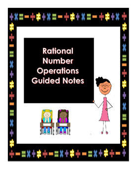 Decimals, Fractions, and Solving Equations Study Guide Notes