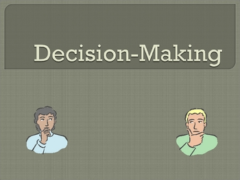 Decision-Making Power Point