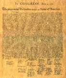 Declaration of Independence, Song and Lesson Packet, by Hi