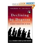 Declining by Degrees PBS Home Video- DVD