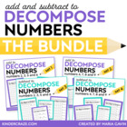 Decompose Numbers: THE BUNDLE