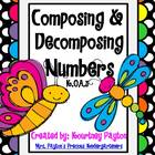 Decomposing Numbers K.OA.3
