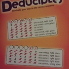Deducibles - Deductive and Logic Skills