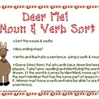Deer Me! Noun & Verb Sort