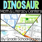 Delightful Dinosaurs: A Common Core Math and Literacy Unit