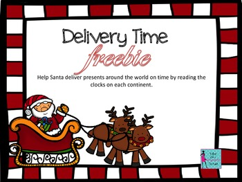 Delivery Time Freebie
