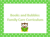 Deluxe preschool curriculum package. Great for child dayca