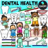 Dental Health Clip Art Bundle