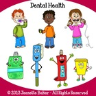 Dental Health Clip Art