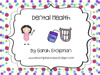 Dental Health Mini Unit