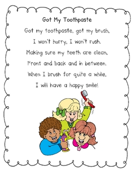 Dental Health Month Fun