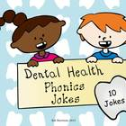 Dental Health Phonics Jokes