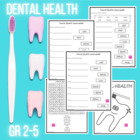 Dental Health Poster {FREE}