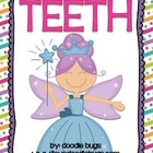 Dental Health / Teeth Literacy Centers &amp; Activities 