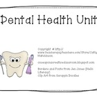 Dental Health Unit for Early Elementary