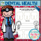 Dental Health...Literacy, Facts and a Craft!