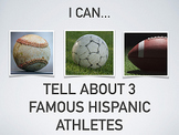 Deportistas Latinos : Learning about sports through Hispan
