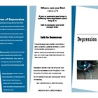 Depression Pamphlet