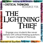 Depth and Complexity Companion for The Lightning Thief