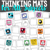 Depth and Complexity Thinking Mats {For all subjects!}